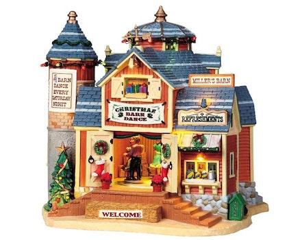 Christmas Barn Dance