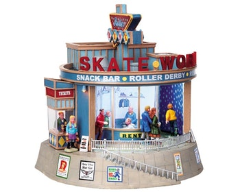 Skate World Roller Rink